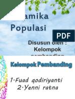 Dinamika Populasi