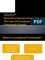Presentation on Conceptual Framework of Accounting