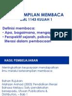 BML 1143 Kul 1