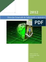 Direcția Generală de Informații a Apărări