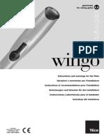 manual instalare wingokce