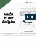 Revo-Mondo-Wifi-User-Manual