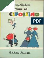 Le avventure di Cipollino (illustrato) - Rodari Gianni.pdf