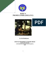 Proses Bor (Buku 4)