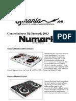 Controladores Numark Dj djmania.es