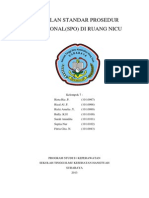 Kumpulan Standar Operasional Prosedur