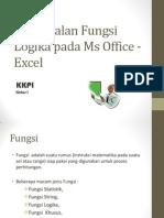 2Pengenalan Fungsi pada Ms Office - Excel.ppt