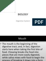 [Biology] The Digestive System.pptx