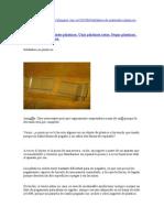 Reparar Plasticos Rotos