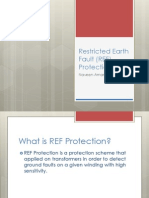 Restricted Earth Fault (REF) Protection.pptx