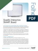 Folheto SMART Board 600