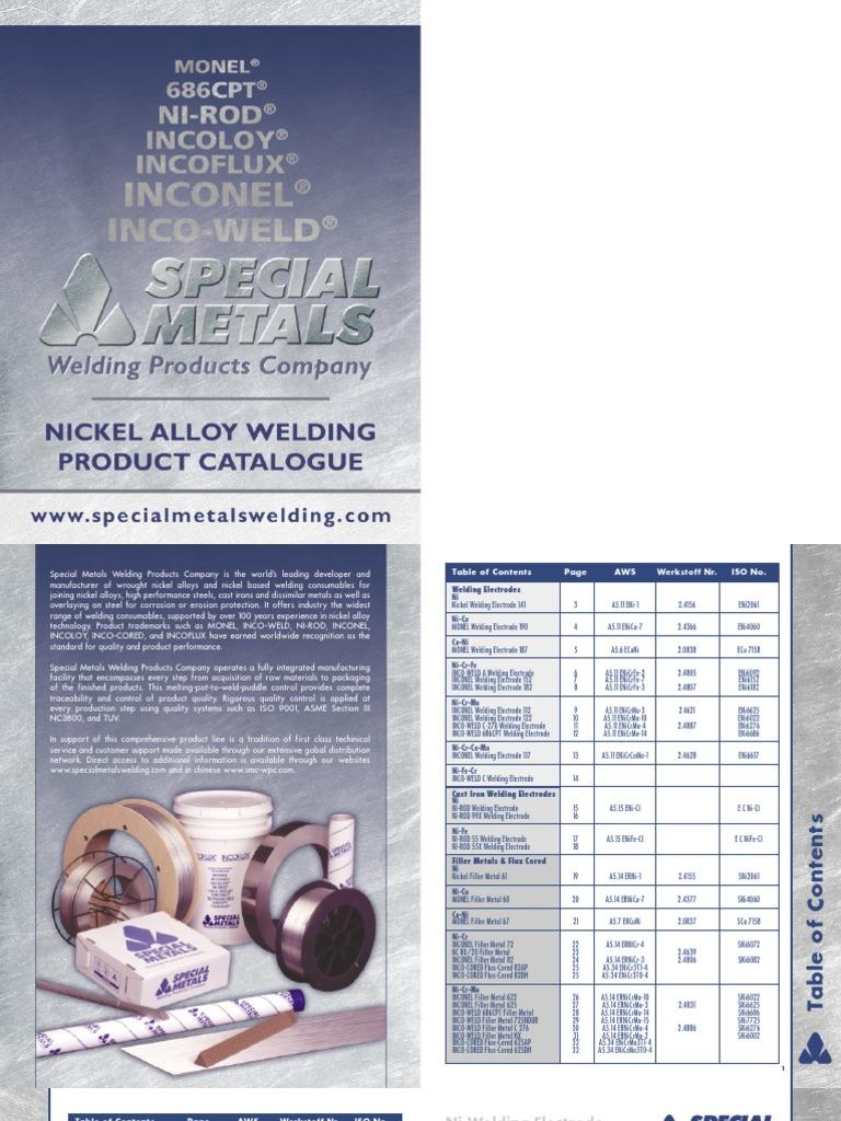 weld filler wire | Welding | Alloy