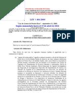 Ley 404 Armas de Puerto Rico