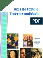 Vozes textuais 1