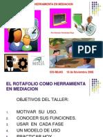 7_7_0 Rotafolio en mediación
