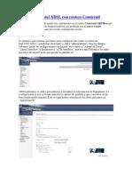 Configuración del ADSL con routers Comtrend