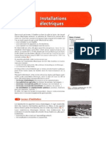 Cours2 Installations Electriques