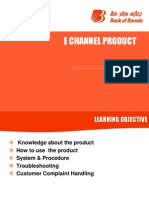 E Channel Product Final.ppt