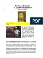 Guijarro.El Jesús histórico