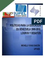 Michelly Vivas - Presentación PIDE 18-10-2013.pdf