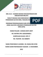 Bugis Di Malaysia