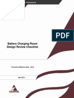 Battery_Charging_Room_Design_Review_Checklist
