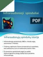 Infraraudonieji  spinduliai.ppt