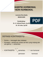 Kontrasepsi Hormonal Fix