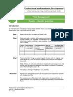 How to - Identify priorities.pdf