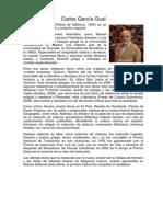 Articulos de Carlos Garcia Gual