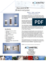Electrolytic Flow Cell