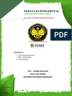 Sosialisasi HAKI di Kampus-Kampus (Implementasi & Studi Kasus)