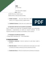 Informe Diagnostico I Trabajo de Practica