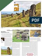 EISP en Rano Raraku - Rapa Nui