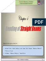 4-Bending of Straight Beams.pdf