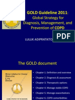 New GOLD Guideline 2011
