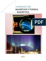 Fuerza Magnetica y Campo Magnetico