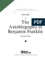 omnibus iiia autobiography of benjamin franklin glencoe guide