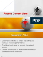 Lession 8_Access Control Lists