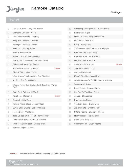 karafuncatalog_en_all.pdf | Country Music | Rock Music