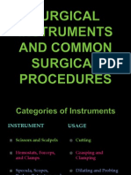 surgical instruments and common surgical procedure.pptx
