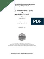 Alexander III Coinage.pdf