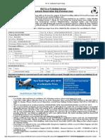ARA Ltd,Booked Ticket Printing