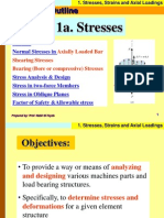 Stresses & Strains in Axial loadings_2012
