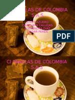Ci Panelas de Colombia