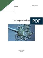 Les Mycotoxines