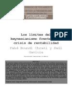 Los límites del keynesianismo frente a la crisis de rentabilidad