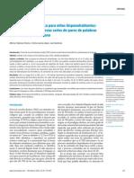 TEST DE ESCUCHA DICOTICA PARA NI+æOS HISPANOHABLANTES VALIDACION DE UNAS NUEVAS SERIES DEPARES DE PALABRAS Y DE SILABAS EN CASTELLENO