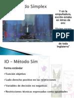Método símplex(1)