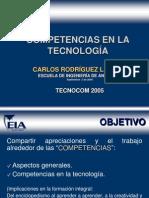Competências em TIC